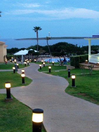 Insotel Punta Prima Resort & Spa: Panorama con faro