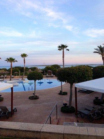Insotel Punta Prima Resort & Spa: Tramonto in piscina
