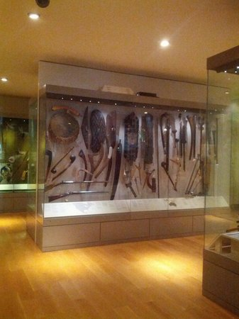 The Manchester Museum: Inside the museum