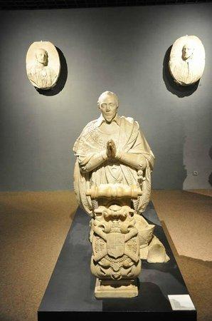 Musée d'Aquitaine : Statue