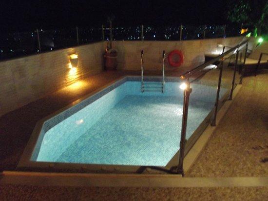 Nectarios Villa: la piscine de l'hôtel