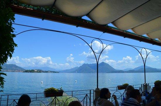 Ristorante Belvedere : Il panorama dalla terrazza!