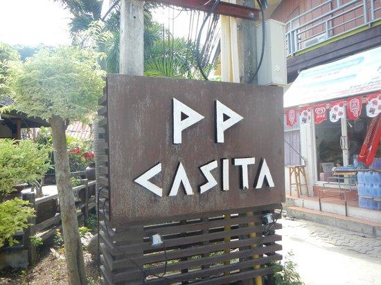 PP Casita: 看板