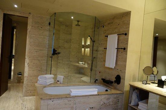 Park Hyatt Milan: bath & Shower
