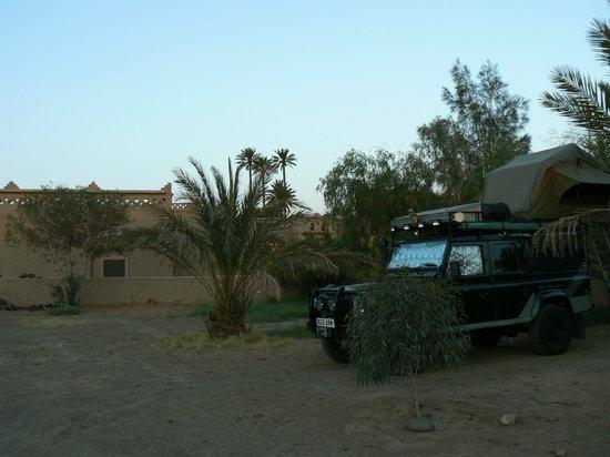 Auberge Camping Sahara: Camping