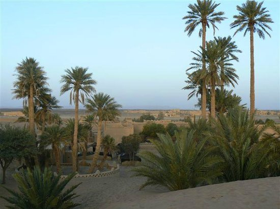 Auberge Camping Sahara: View from the Erg Chebbi