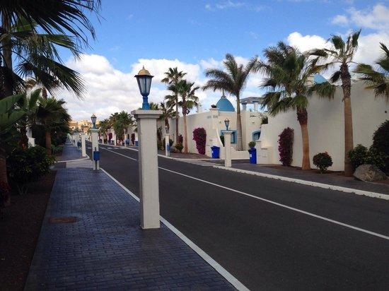 Bahiazul Villas & Club: Il complesso