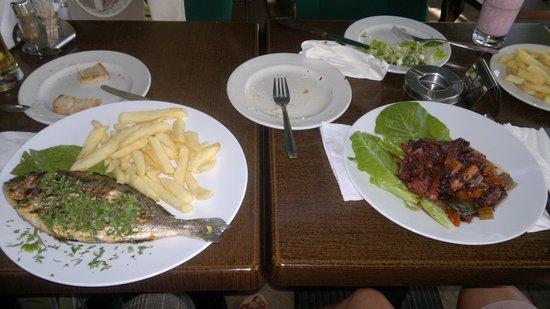 Christos Grill & Seafood : т