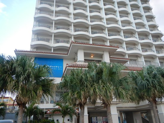 Hotel East China Sea : 外観