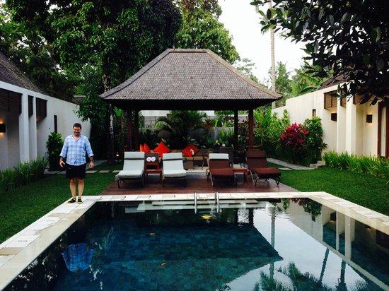 The Samaya Bali Ubud: Pool area