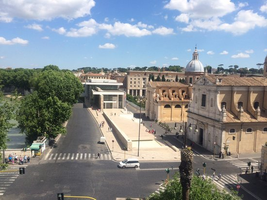Panorama Ripetta - My Extra Home: View from the apartment