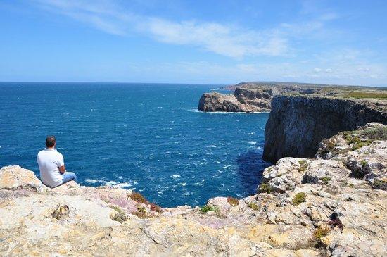 Cape Saint Vincent: Cabo de San Vicente (vistas derecha)