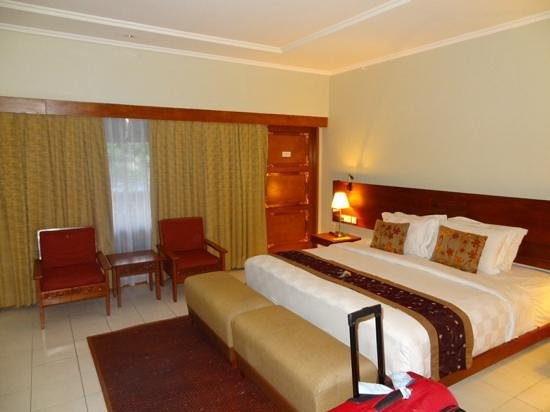 Rama Beach Resort and Villas: standard room