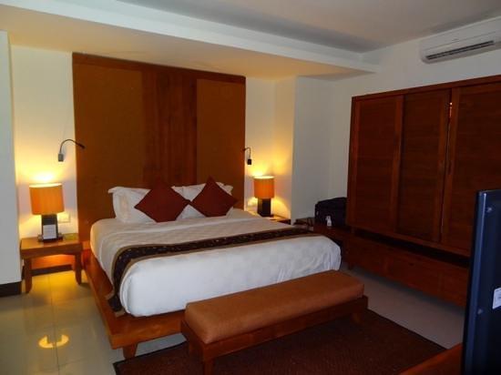 Rama Beach Resort and Villas: premium suite