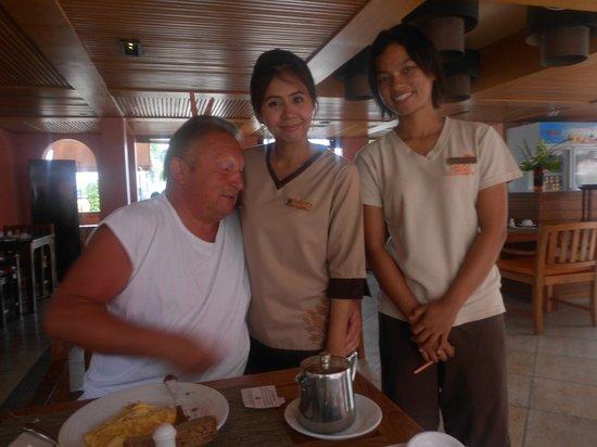 Seaview Patong Hotel: Speisesaal