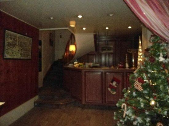 Hotel du Dauphin : Réception