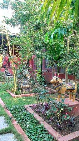 Gotagodi, อินเดีย: Garden