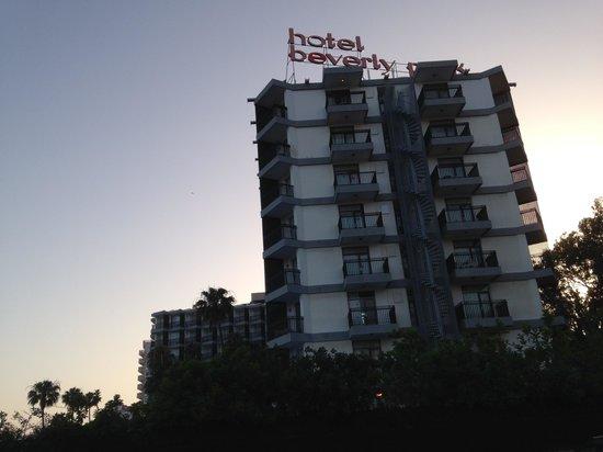 Beverly Park Hotel : Vista del hotel
