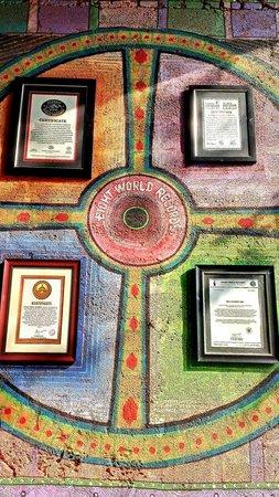 Utsav Rock Garden : Records
