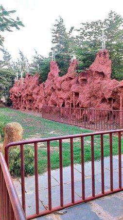 Utsav Rock Garden : Entrance