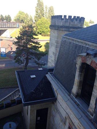 Ibis Styles Bordeaux Sud Villenave d'Ornon: vue du haut
