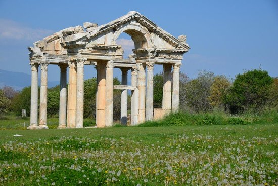 Temple of Aphrodite, Aphrodisias
