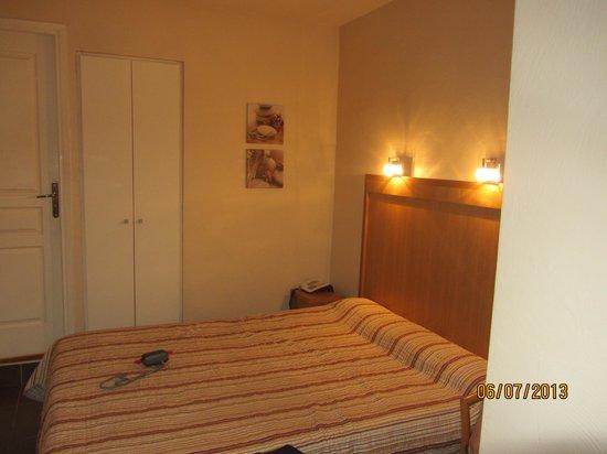 Hotel Le Florian: Аппартаменты на первом этаже
