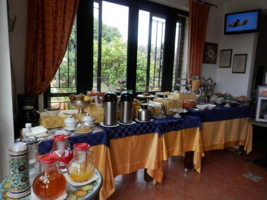 B&B Villa Maria Giovanna - colazione