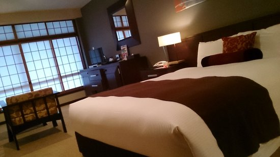 Kyushu Hotel: 客室