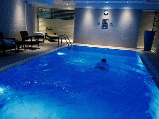 Novotel London Paddington : hotellets relaxavdelning