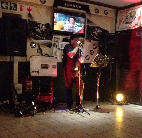 The Highland Fryer: Billy the Skit.  Fantastic performer!