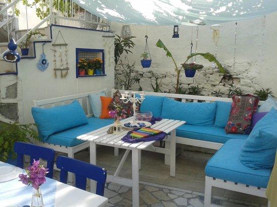 Bodrum Sade Pansiyon: Lounge