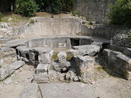 Castellum Aquae