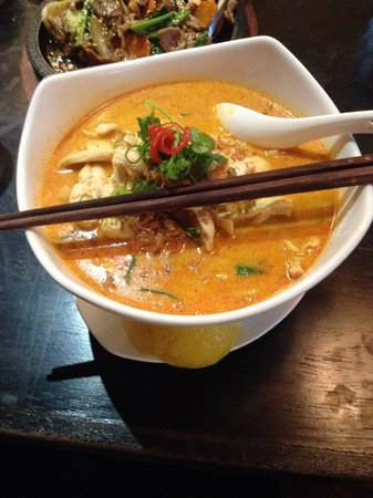 The SEAT Hometaurant: Chicken laksa