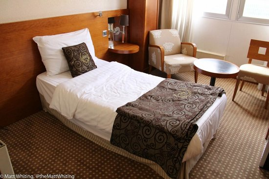 Hotel Nash Ville: Comfortable beds