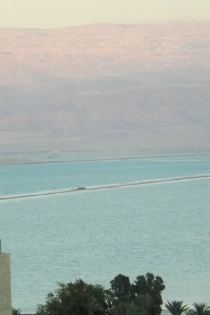 David Dead Sea Resort & Spa: Закат на море