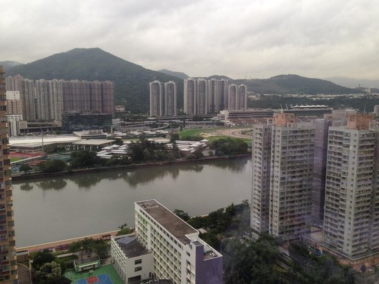Courtyard Hong Kong Sha Tin : typical view