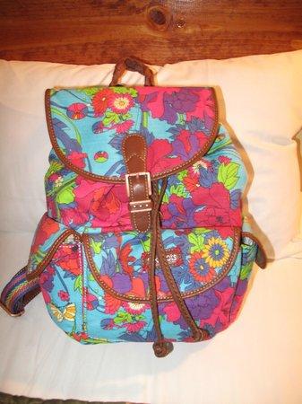 Micronesia Mall : рюкзак