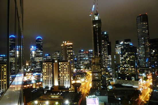 Melbourne Short Stay Apartments MP Deluxe: Heavenly view