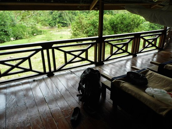 Orou Sapulot : Sleep close to the river