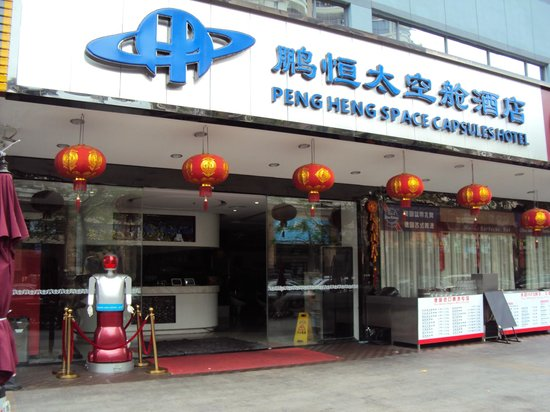 Peng Heng Space Capsules Hotel