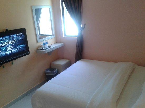 Princeton Hotel: My room 226