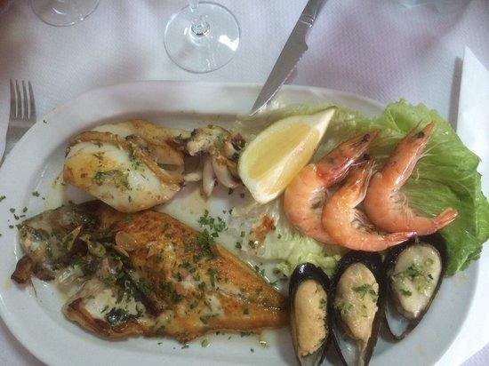 Casa Mary: Mmmm fish platter