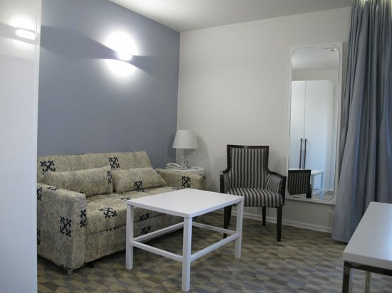 Best Western Regency Suites: Executive One-bedroom Suite