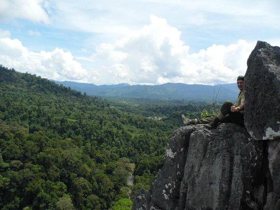 Orou Sapulot : At the top of Batu Punggul
