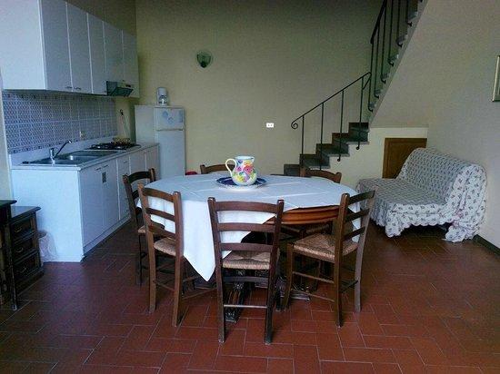 Villa Saulina : appartamento 4+2