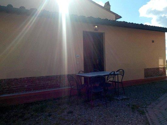 Villa Saulina : Ingresso dell'appartamento 6+2