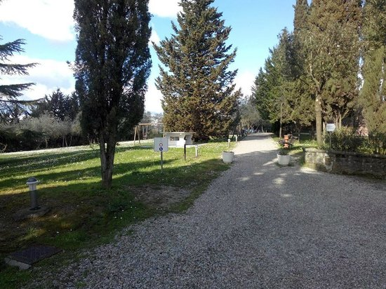 Villa Saulina : Prato