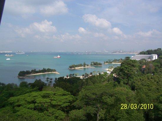 Siloso Beach Resort Sentosa: на Сентозе