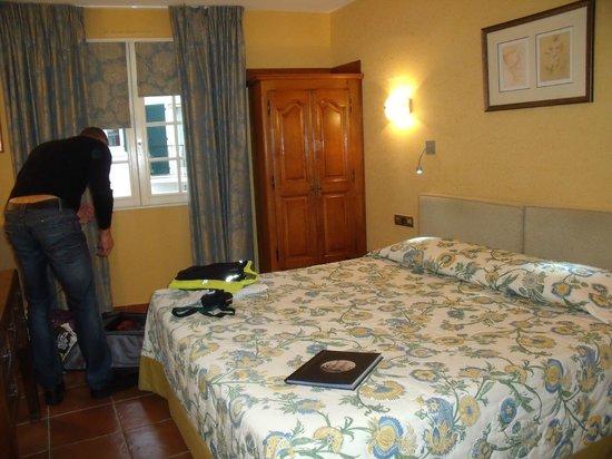 Hotel La Marisa : Vue de la chambre